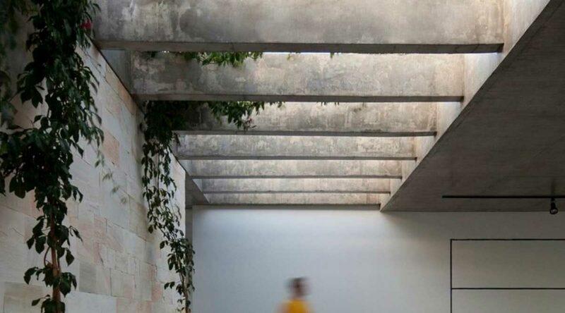 Pergolado de concreto: vantagens, como usar, dicas e 50 fotos