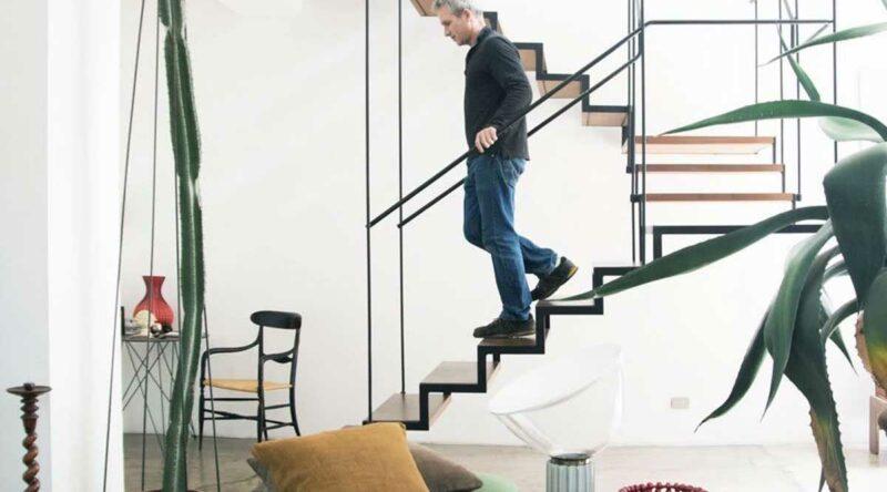 Escada flutuante: o que é, vantagens, dicas e 50 fotos