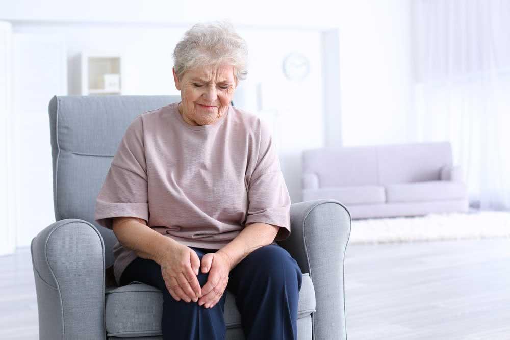 Causas mais frequentes de acidentes domésticos com idosos