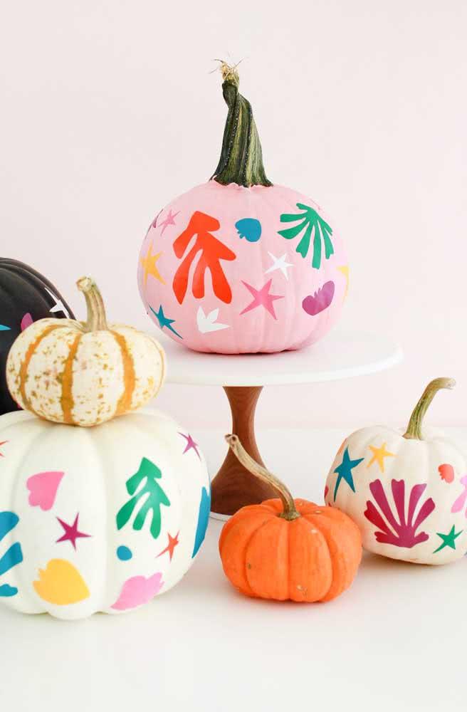 Inove, crie e seja original na decoração de halloween