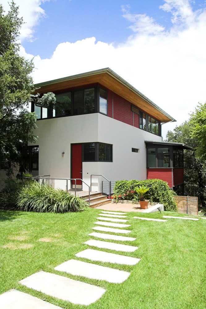 Na dúvida, aposte nas cores neutras para a casa moderna