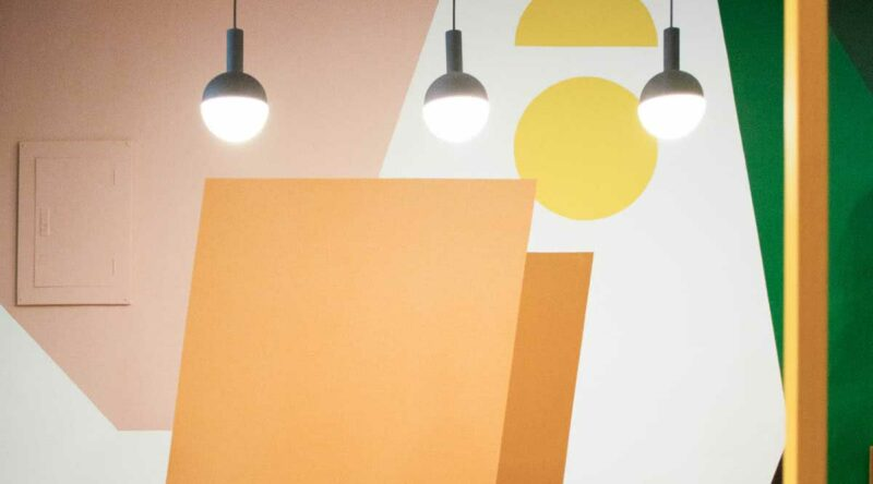 Pintura geométrica: o que é, como fazer passo a passo e fotos