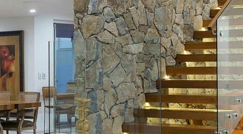 Muro de pedra: vantagens, desvantagens, como fazer e dicas