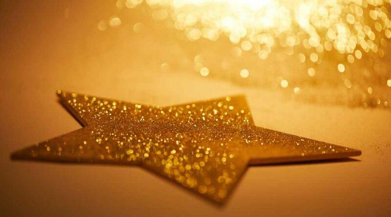 Molde de estrela: tipos, como usar e ideias com fotos lindas