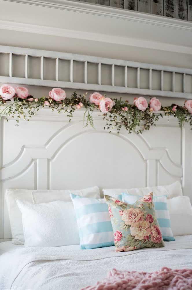 Onde tem flores, tem romantismo!