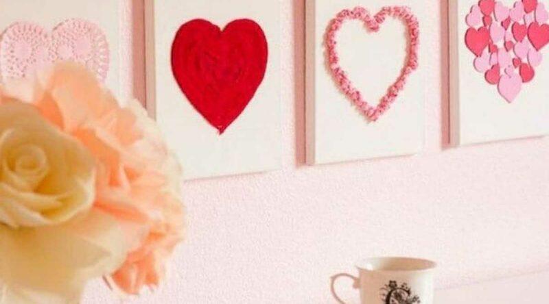 Decoração romântica: o que é, características e fotos de decoração