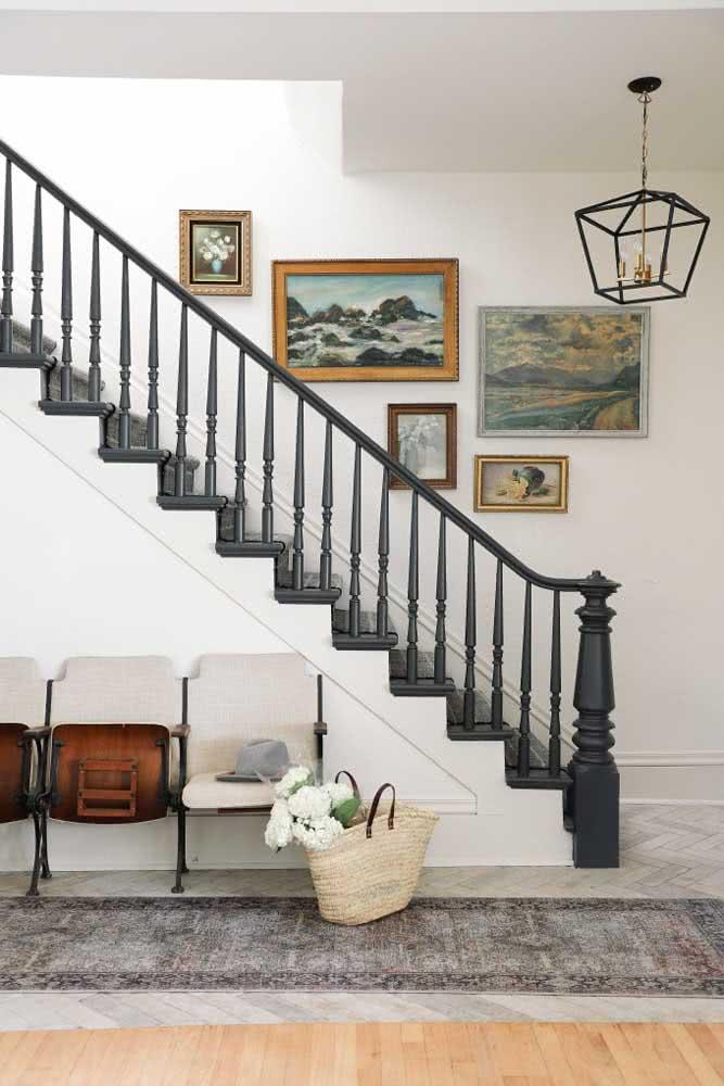 Quadros clássicos para te acompanhar na subida da escada
