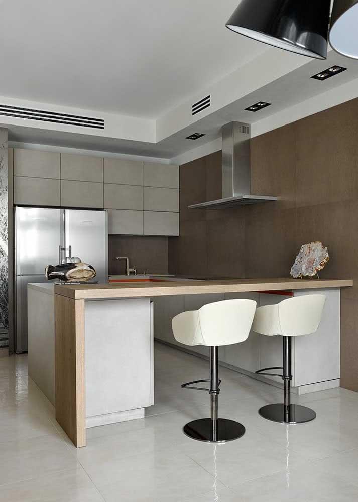 Armário de cozinha suspenso: prático e funcional no dia a dia